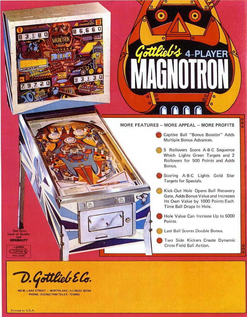 MAGNOTRON