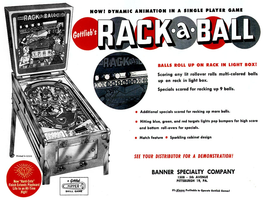RACK-A-BALL