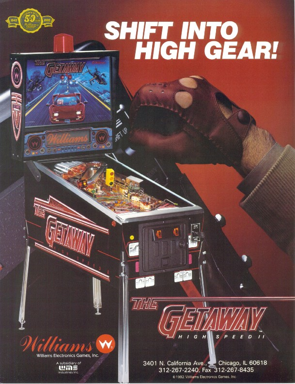 THE GETAWAY HIGH SPEED II