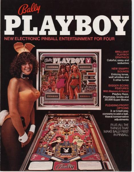 PLAYBOY - BALLY
