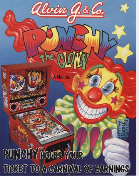 PUNCHY THE CLOWN