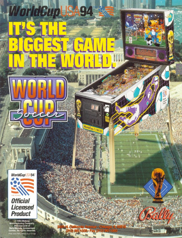 WORLD CUP SOCCER 94