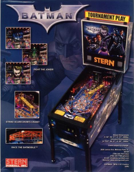 BATMAN STERN