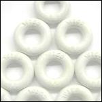 RINGS WHITE