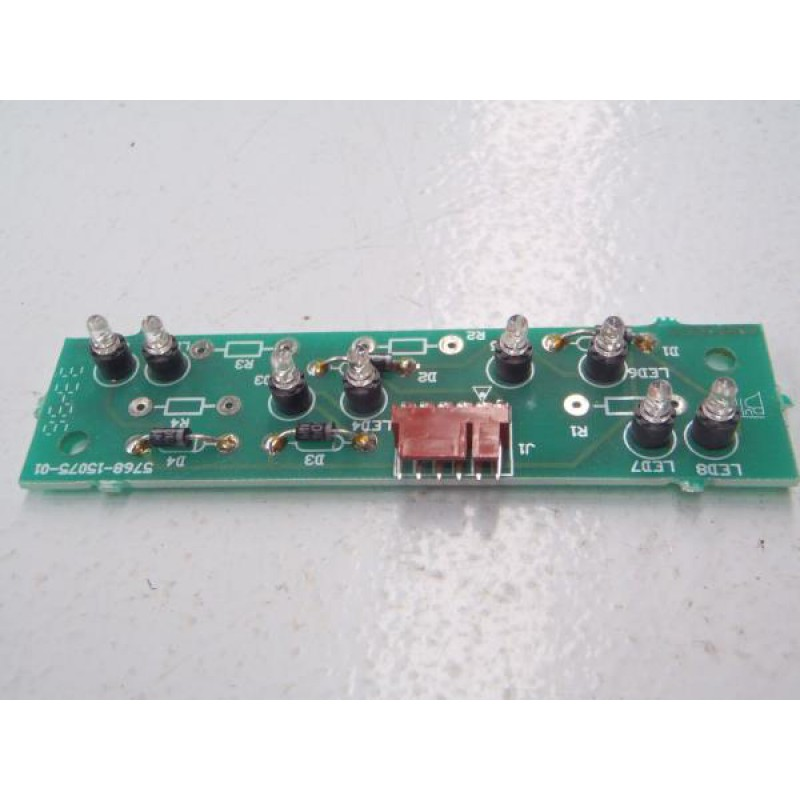 Crate Led Pcb Assembly A 21379 1 Scared Stiff Bally