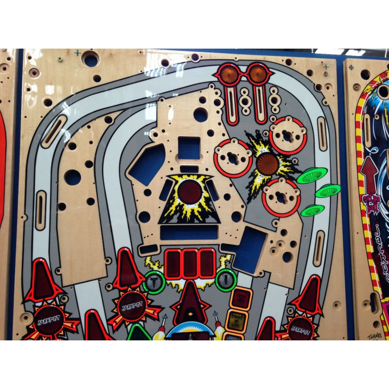 pinball machine parts suppliers