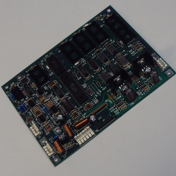 Electronic Sound Board : Sound board sub assembly bally boards electronics