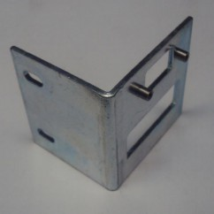 coin door interlock bracket