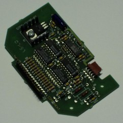 2 led driver board assembly