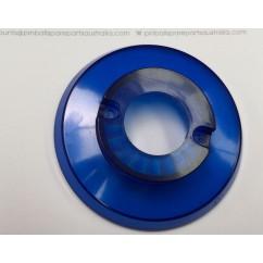 cap jet bumper blue