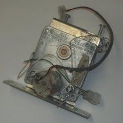 motor & bracket assy