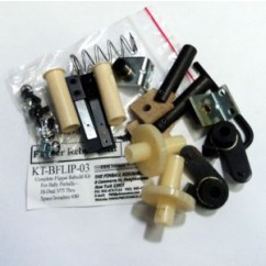 COMPLETE FLIPPER REBUILD KIT FOR BALLY PINBALLS HI DEAL 5/75 THRU TO SPACE INVADERS 4/80