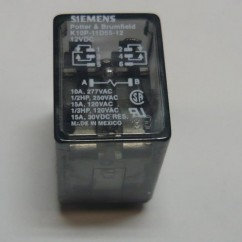 Relay DPDT 12V DC Sealed