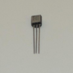 Transistor 2N5401 (MPSD52) (MPSA92)