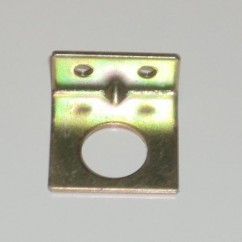 CAPCOM BRACKET COIL RET  .625 8-32 X .500