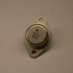 Transistor - Gottlieb power supply