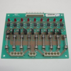Fuse board assembly