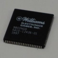 Bally Williams CPU ASIC CHIP 5410-12426-01