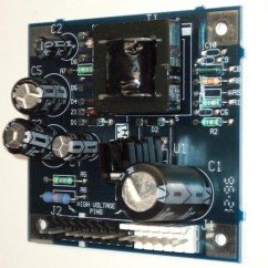 Capcom Display Power Board
