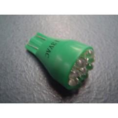 PSPA 906 9 LED - GREEN