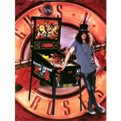 Guns n Roses rubber kit - BLACK