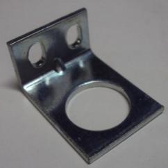 bracket coil retainer