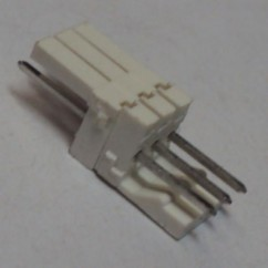 3 pin connector .100 z header mass term lock t
