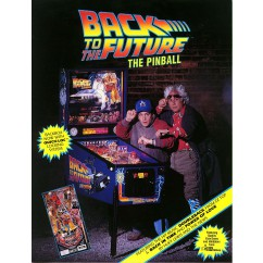 Back To The Future rubber kit - BLACK