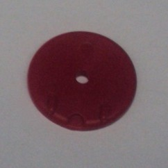 Round target - red 03-8093-4