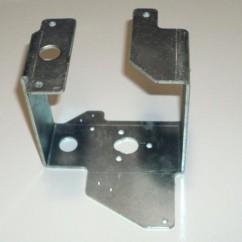 CAPCOM BRACKET MTG MOTOR WAND PB-1
