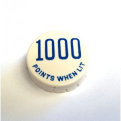 1000 Points When Lit Cap - BLUE A11826B