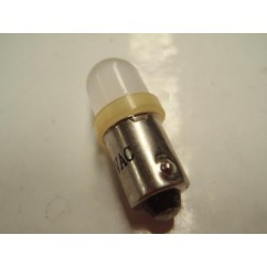 PSPA 44 / 47 FROSTED LED YELLOW