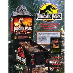 Jurassic Park rubber kit - BLACK
