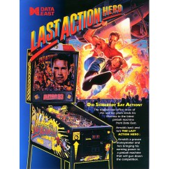Last Action Hero rubber kit - WHITE