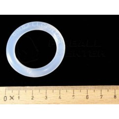 "Rubber Ring 1-1/4""  - premium transparent"