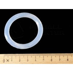 "Rubber Ring 1-1/2""  - premium transparent"