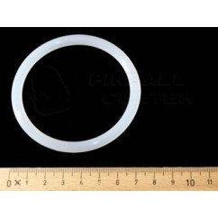 "Rubber Ring 2-1/2""  - premium transparent"