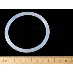 "Rubber Ring 2-3/4""  - premium transparent"