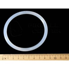 "Rubber Ring 3""  - premium transparent"