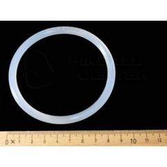 """Rubber Ring 3""""  - premium transparent"""