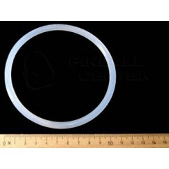 "Rubber Ring 4"" - premium transparent"