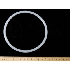 "Rubber Ring 5""  - premium transparent"