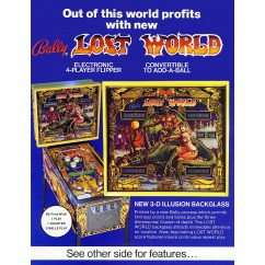 Lost World white rubber kit
