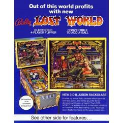 Lost World Black  rubber kit