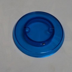 Pop Bumper Cap - Blue