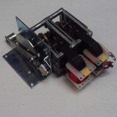 Pin Panel Motor assembly