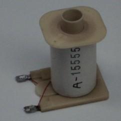 Gottlieb flipper coil A-15555