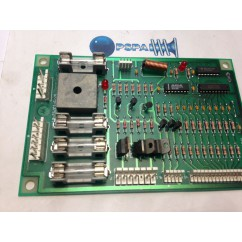 Revolution X Arcade Midway Working Driver Board PCB