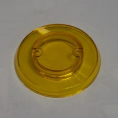 Pop bumper cap - Yellow