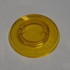 Pop bumper cap - Yellow
